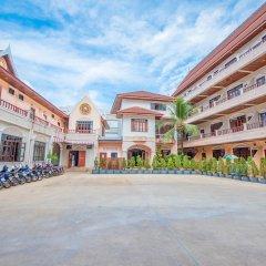 Отель Tony Resort парковка