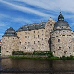 Отель First Hotel Örebro Швеция, Эребру - отзывы, цены и фото номеров - забронировать отель First Hotel Örebro онлайн приотельная территория