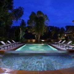 Отель Ville Sull Arno Флоренция бассейн фото 2