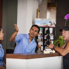 Отель Wyndham Garden Kuta Beach, Bali гостиничный бар