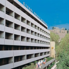 Отель Divani Palace Acropolis бассейн фото 3