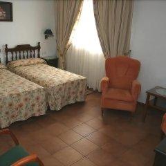 Отель Los Olivos комната для гостей фото 4