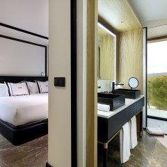 Отель Bless Hotel Ibiza, a member of The Leading Hotels of the World Испания, Эс-Канар - отзывы, цены и фото номеров - забронировать отель Bless Hotel Ibiza, a member of The Leading Hotels of the World онлайн комната для гостей фото 4