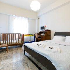 Апартаменты Cozy Apartment in the Heart of Athens Афины комната для гостей фото 2