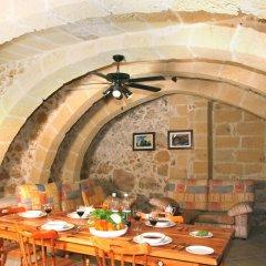 Отель Bellavista Farmhouses Gozo питание фото 3