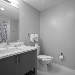 Апартаменты SoBe Waterfront Apartments Вашингтон ванная