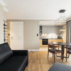 Апартаменты Grand Apartments Victoria Residence комната для гостей фото 4