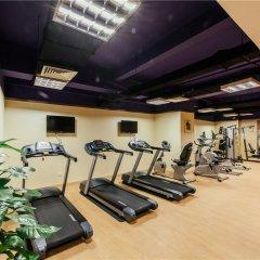 Grand Metropark Hotel Suzhou фитнесс-зал