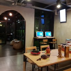 Wayha Hostel Don Mueang Airport развлечения
