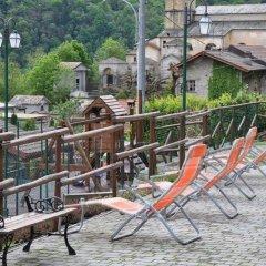 Отель La Zoca Di Strii Скиньяно спортивное сооружение