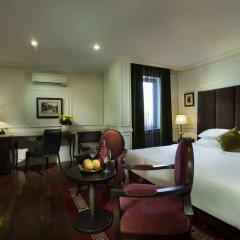 Отель Hanoi Boutique Hotel & Spa Вьетнам, Ханой - отзывы, цены и фото номеров - забронировать отель Hanoi Boutique Hotel & Spa онлайн комната для гостей фото 4