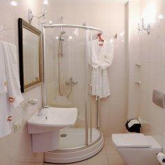 Гостиница Металлург ванная фото 7