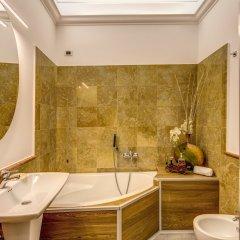 Отель Suite in Rome Veneto Италия, Рим - отзывы, цены и фото номеров - забронировать отель Suite in Rome Veneto онлайн ванная