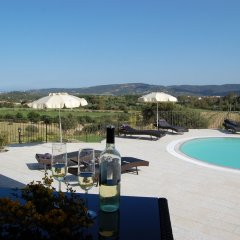 Отель Nioleo Turismo Rurale Италия, Синискола - отзывы, цены и фото номеров - забронировать отель Nioleo Turismo Rurale онлайн бассейн фото 3