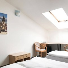 Hotel Inturprag комната для гостей фото 4