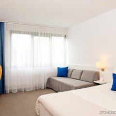 Отель Novotel Wroclaw City Польша, Вроцлав - отзывы, цены и фото номеров - забронировать отель Novotel Wroclaw City онлайн комната для гостей фото 2