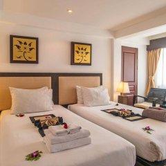 Отель Aonang All Seasons Beach Resort комната для гостей фото 5