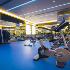 Отель Ayla Bawadi Hotel & Mall ОАЭ, Эль-Айн - отзывы, цены и фото номеров - забронировать отель Ayla Bawadi Hotel & Mall онлайн фитнесс-зал