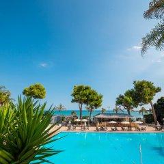 Отель Fontane Bianche Beach Club Фонтане-Бьянке бассейн фото 3