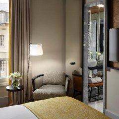 Отель Montalembert 5* Стандартный номер с различными типами кроватей фото 4
