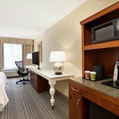 Отель Hilton Garden Inn San Jose/Milpitas удобства в номере