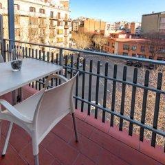 Отель Eixample Esquerre RocafortDiputació балкон