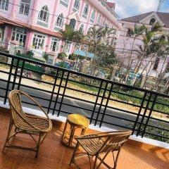 Отель Fantrip Homestay Далат балкон