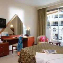 Kirman Arycanda De Luxe Турция, Окурджалар - отзывы, цены и фото номеров - забронировать отель Kirman Arycanda De Luxe - All Inclusive онлайн комната для гостей фото 2