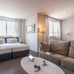 Отель Pierre & Vacances Barcelona Sants Испания, Барселона - 2 отзыва об отеле, цены и фото номеров - забронировать отель Pierre & Vacances Barcelona Sants онлайн комната для гостей фото 3