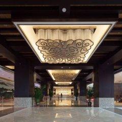 Jiyuan International Hotel интерьер отеля