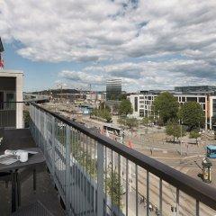 Hotel Opera балкон
