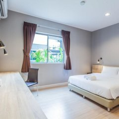 Morino Hotel Si Racha комната для гостей