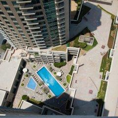 Отель HiGuests Vacation Homes - Burj Views Дубай пляж