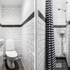 Отель Divine Living - Apartments Швеция, Стокгольм - отзывы, цены и фото номеров - забронировать отель Divine Living - Apartments онлайн ванная