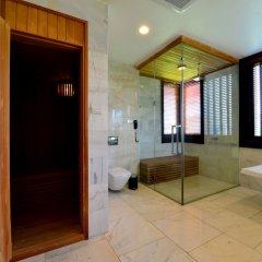 Отель NCC Garden Villas ванная фото 2
