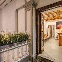 Отель Artemis Guest House балкон