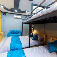 GoCo Hostel комната для гостей фото 2