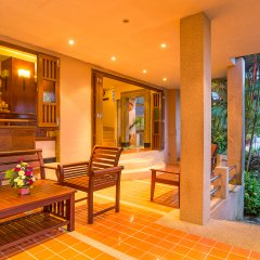 Krabi City Seaview Hotel спа