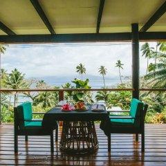 Отель Daku Resort Савусаву балкон