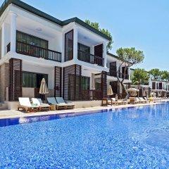 Отель Voyage Belek Golf & Spa - All Inclusive Белек бассейн фото 3
