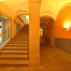 Отель Pousada De Viseu Визеу интерьер отеля фото 2