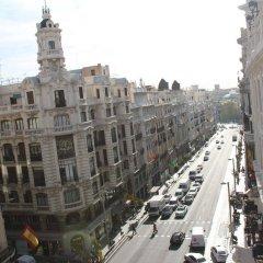 Отель Hostal Splendid Испания, Мадрид - отзывы, цены и фото номеров - забронировать отель Hostal Splendid онлайн балкон