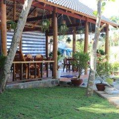Отель Hoa Nhat Lan Bungalow бассейн фото 3