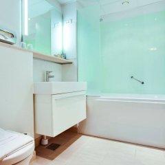Radisson Blu Limfjord Hotel Aalborg ванная