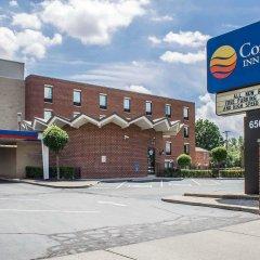 Отель Holiday Inn Express Columbus Downtown США, Колумбус - отзывы, цены и фото номеров - забронировать отель Holiday Inn Express Columbus Downtown онлайн