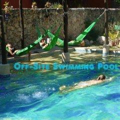 Hotel Del Peregrino бассейн