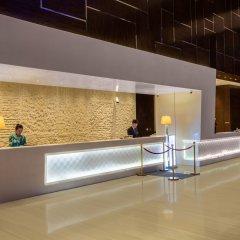 Отель Crowne Plaza Nanjing Jiangning интерьер отеля фото 2