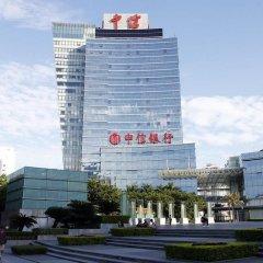 Отель Holiday Hotel Apartment Китай, Шэньчжэнь - отзывы, цены и фото номеров - забронировать отель Holiday Hotel Apartment онлайн городской автобус