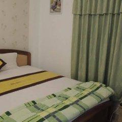 Отель An Hoa сейф в номере