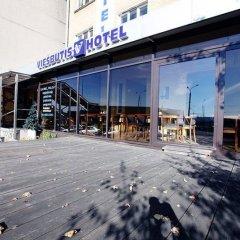 Отель Velga Вильнюс спортивное сооружение
